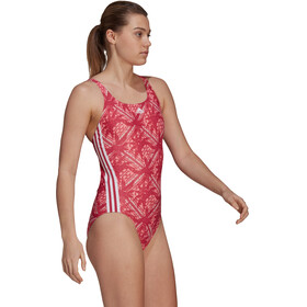 adidas SH3.RO 3S Festivibes Swimsuit Women wild pink/hazy rose/cloud white
